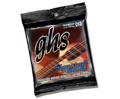 GHS STRINGS Musical Instruments Part/Accessory GUITAR STRINGS