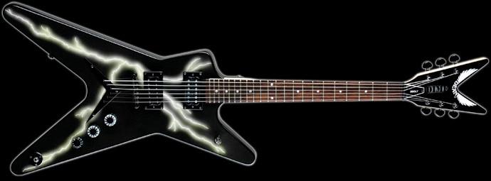 DEAN GUITARS Electric Guitar BBOLT