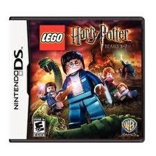 NINTENDO Nintendo DS Game LEGO HARRY POTTER YEARS 5-7