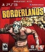 SONY Sony PlayStation 3 Game BORDERLANDS