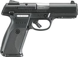 RUGER Pistol BSR45