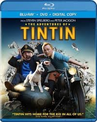 BLU-RAY MOVIE Blu-Ray THE ADVENTURES OF TINTIN