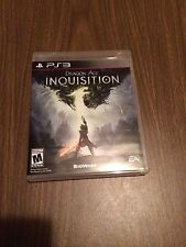 SONY Sony PlayStation 3 Game DRAGON AGE INQUISITION