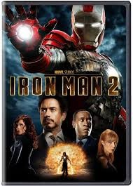 DVD MOVIE DVD IRON MAN 2