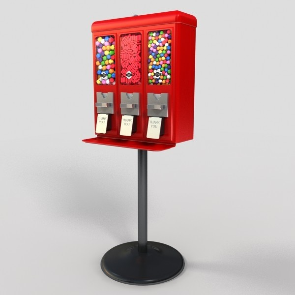 Classic Toy GUMBALL MACHINE