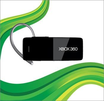 MICROSOFT Video Game Accessory XBOX 360 WIRELESS HEADSET