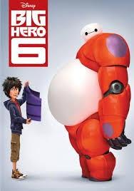 DVD MOVIE DVD BIG HERO 6