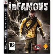 SONY Sony PlayStation 3 Game INFAMOUS GAME-PS3