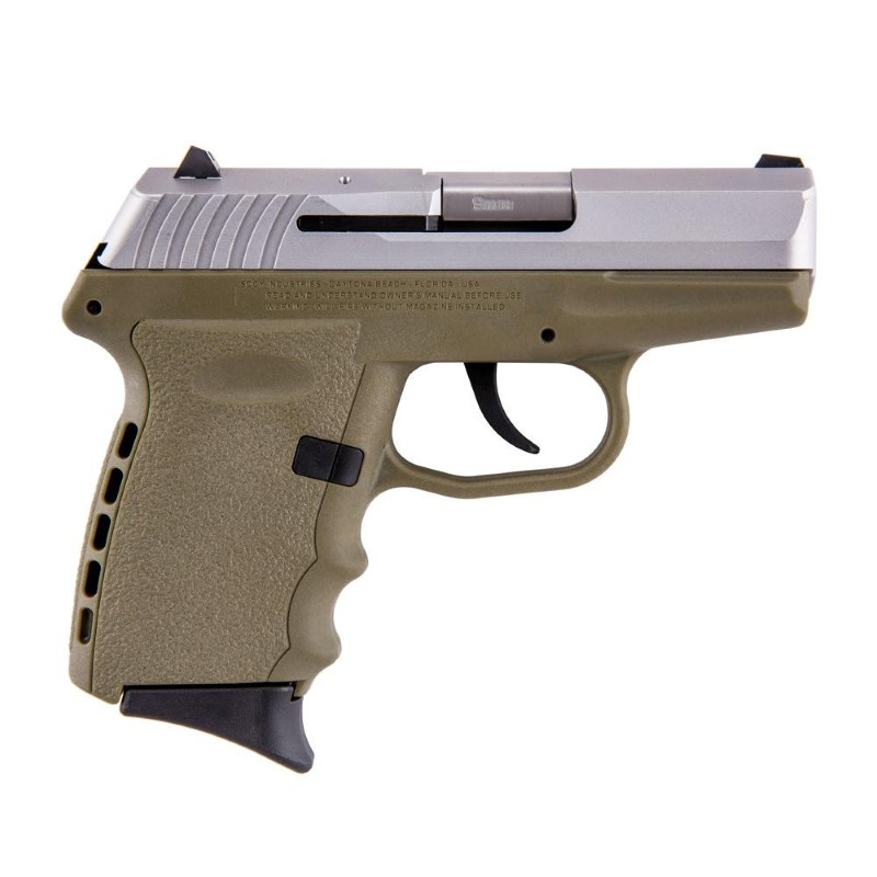 SCCY INDUSTRIES PISTOL CPX2 TTDE