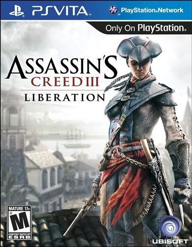 SONY Sony PS VITA Game ASSASSIN CREED III