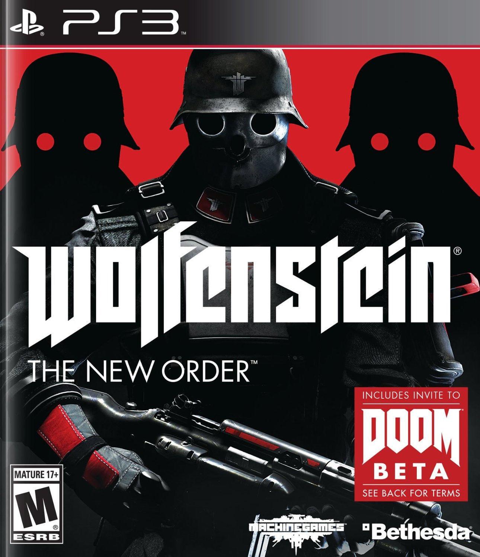 SONY PlayStation 3 Game PLAYSTATION 3 WOLFENSTEIN