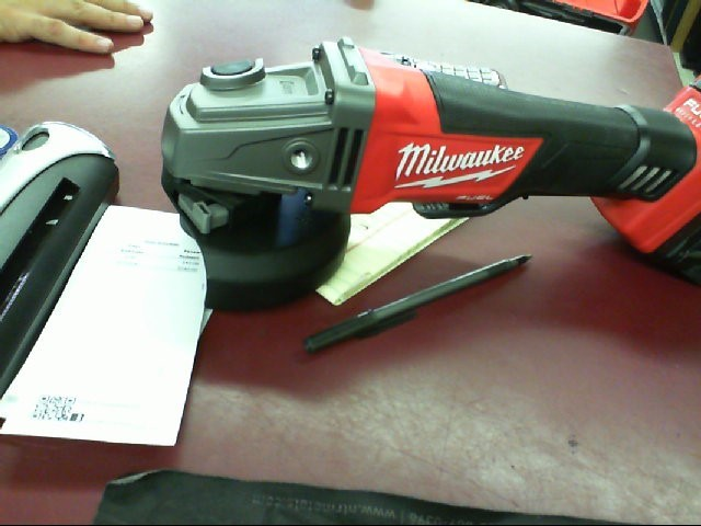 MILWAUKEE Disc Grinder 2780-21