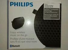 PHILIPS IPOD/MP3 Accessory SBT10BLK/37