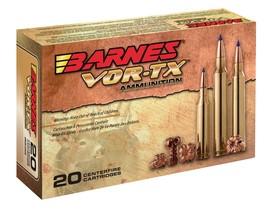 BARNES VOR-TX Ammunition 7MM REM MAG 140 GR - (BB7MM1)