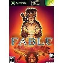 MICROSOFT Microsoft XBOX Game FABLE