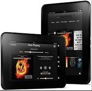 AMAZON Tablet KINDLE FIRE HD - 3HT7G