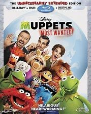 BLU-RAY MOVIE Blu-Ray THE MUPPETS MOST WANTED