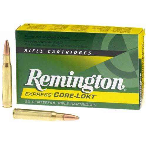 REMINGTON FIREARMS Ammunition CORE-LOKT 30-06 180 GRAIN SP