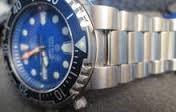 DEEP BLUE Gent's Wristwatch SEA DIVER 1K