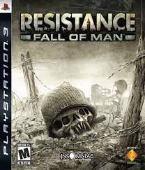 SONY Sony PlayStation 3 Game PS3 RESISTANCE FALL OF MAN
