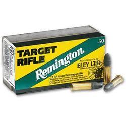 REMINGTON AMMUNITON Ammunition .22 LR ELT TARGET RIFLE