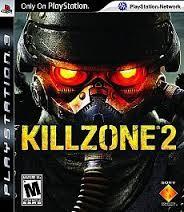 SONY Sony PlayStation 3 Game KILLZONE 2 PS3