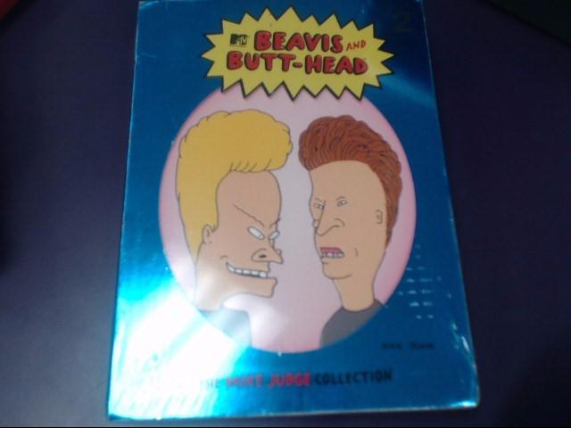 DVD BOX SET DVD BEAVIS AND BUTT-HEAD VOLUME 2