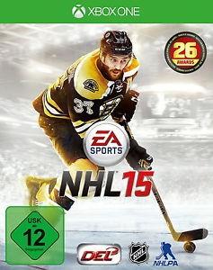 MICROSOFT Microsoft XBOX One Game NHL 15 - XBOX ONE
