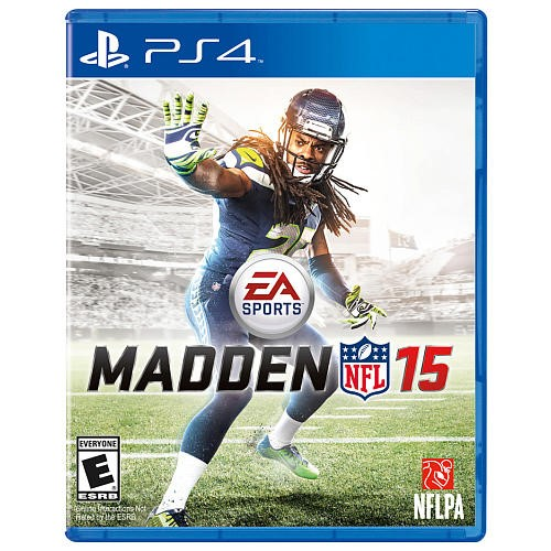 Sony PlayStation 4 Game MADDEN 15