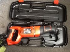 BLACK & DECKER Reciprocating Saw RS500