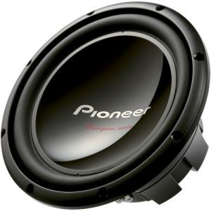 "PIONEER ELECTRONICS Car Speakers/Speaker System 10 "" SPEAKERS"