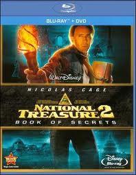 BLU-RAY MOVIE Blu-Ray NATIONAL TREASURE 2