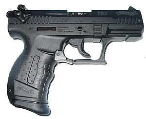 WALTHER Pistol P22