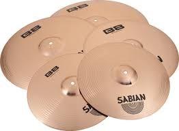 SABIAN Cymbal B8 PERFORMANCE SET