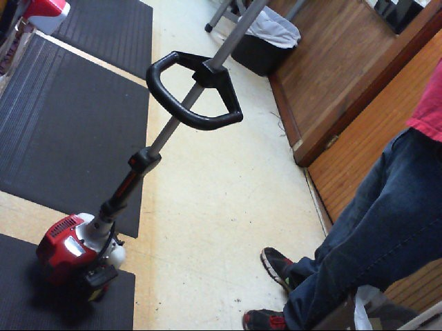 RED MAXX Lawn Edger HEZ2460S