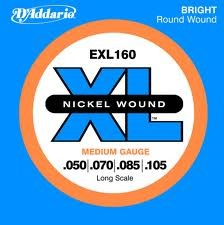 DADDARIO Musical Instruments Part/Accessory EXL160