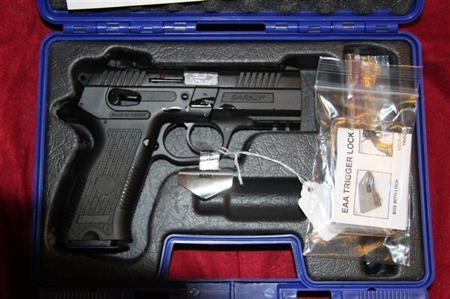 SAR ARMS Pistol SARK2P