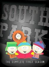 DVD BOX SET DVD SOUTH PARK FIRST SEASON