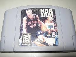 NINTENDO Nintendo 64 NBA JAM 99