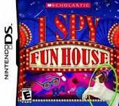 NINTENDO Nintendo DS DS: I SPY FUN HOUSE