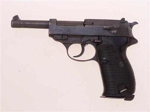 WALTHER ARMS Pistol MAUSER P38