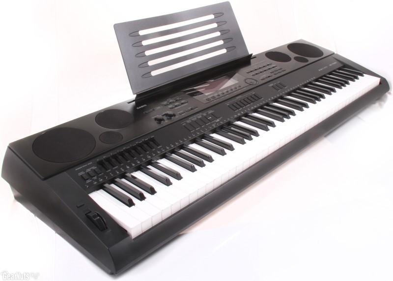 CASIO Piano/Organ WK-7500
