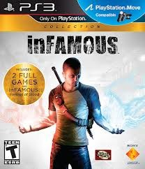 SONY Sony PlayStation 3 Game INFAMOUS COLLECTION