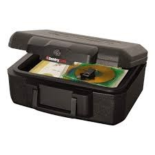 SENTRY SAFE Hunting Gear STANDARD BOX SAFE