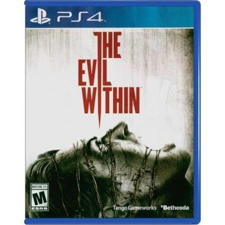 SONY Microsoft XBOX One Game THE EVIL WITHIN - PS4