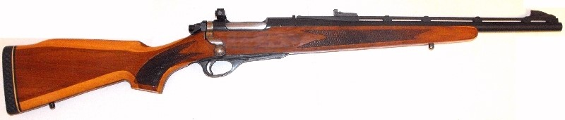 REMINGTON FIREARMS Rifle 600