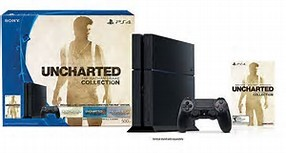 SONY PlayStation 4 PLAYSTATION 4 - SYSTEM - CUH-1215A - UNCHARTED