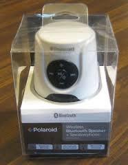 POLAROID IPOD/MP3 Accessory PBT510BK