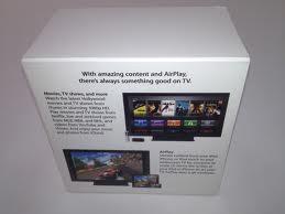 APPLE Home Media System MD199LL/A - APPLE TV