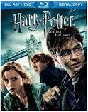 HARRY POTTER /THE DEATHLY HALLOWS BLU-RAY MOVIE